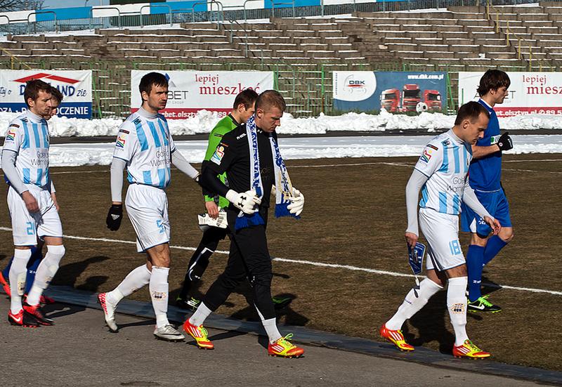 c61e53c4981fb Piłkarze Stomilu Olsztyn zremisowali 0 0 z Łódzkim Klubem Sportowym