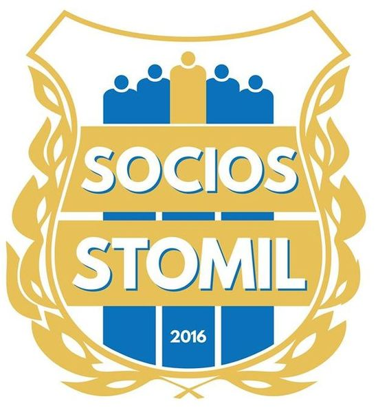 Herb Socios Stomil, fot. sociosstomil.pl